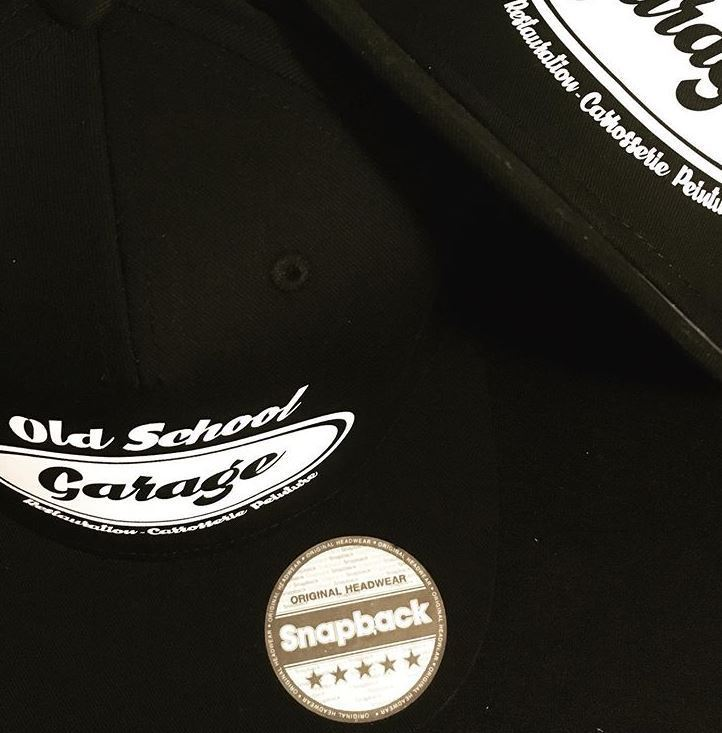 gallery/casquette old school